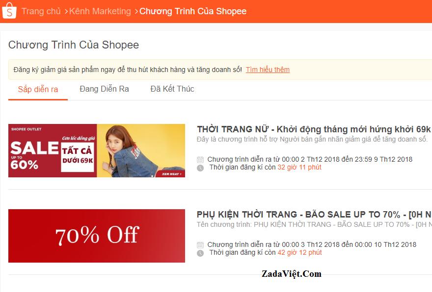 Bán hàng trên Shopee P1 : Cách bán hàng trên Shopee hiệu quả nhất