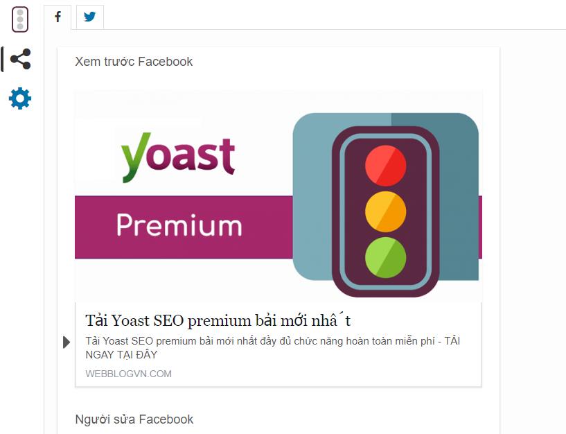 Tải Yoast SEO premium bải mới nhất