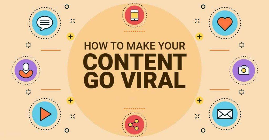 yếu tố để content viral