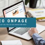 SEO onpage là gì? Check list công việc SEO onpage